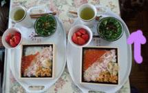 14日お昼ご飯
