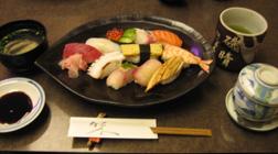 寿司定食a