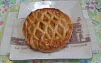 お茶の間に焼いたアップルパイ