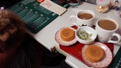 午後のお芋タイム