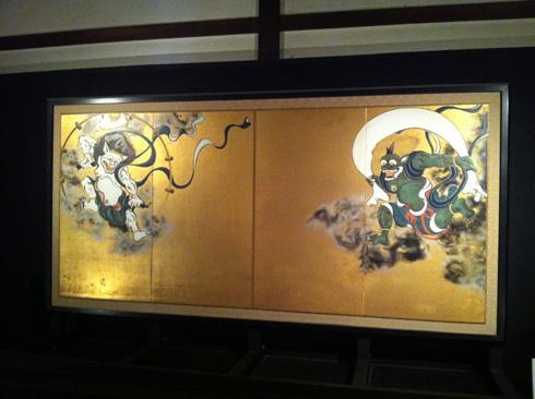 120810京都建仁寺風神雷神