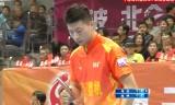 【卓球】 馬龍VS尚坤 中国超級リーグ2013決勝