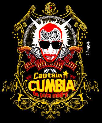 Captain Cumbia Original Edits & Mashups