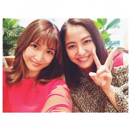 長澤まさみと紗栄子、「ドラゴン桜」コンビがツーショット披露 「可愛すぎる!」など絶賛の声1