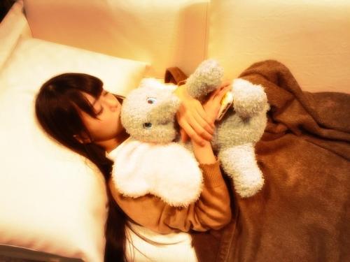 NMBのフレッシュレモン市川美織(20) 寝顔が可愛すぎると話題に「まるで天使」 「みおりんカワイイ!」 ファン大興奮4