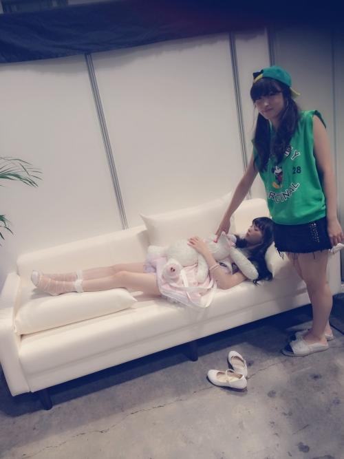 NMBのフレッシュレモン市川美織(20) 寝顔が可愛すぎると話題に「まるで天使」 「みおりんカワイイ!」 ファン大興奮3