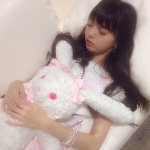 NMBのフレッシュレモン市川美織(20) 寝顔が可愛すぎると話題に「まるで天使」 「みおりんカワイイ!」 ファン大興奮1