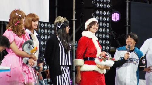 かわいすぎる!剛力似の日ハム谷口きゅんが女装コンテンストで優勝3