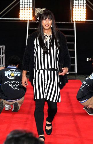 かわいすぎる!剛力似の日ハム谷口きゅんが女装コンテンストで優勝10