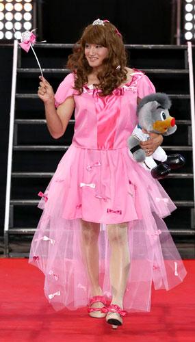 かわいすぎる!剛力似の日ハム谷口きゅんが女装コンテンストで優勝13