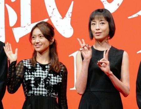 """元AKB48 女優・大島優子(26) """"2冠目"""" ヨコハマ映画祭で助演女優賞を受賞10"""