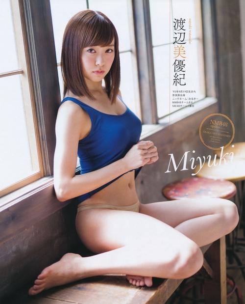 渡辺美優紀、12月24日に控えたソロデビューへの期待と不安を語った。1
