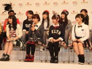 HKT48指原莉乃、念願の紅白初出場に気合「ライバルは∨6さんです」