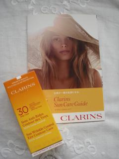 clarins eye uv