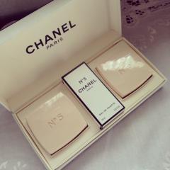 chanel no.5 savon2