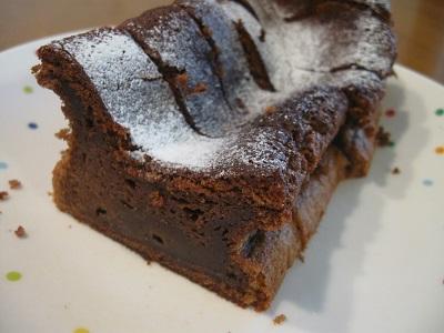 1チョコケーキ変わり1