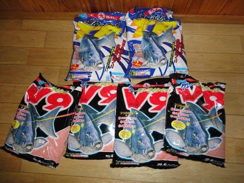 マルキュー集魚剤
