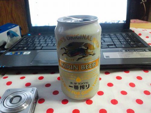 ビール(キリン)