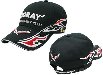 東レ新製品帽子(ブラック)
