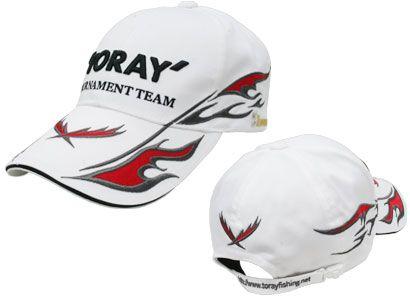 東レ新製品帽子(ホワイト)