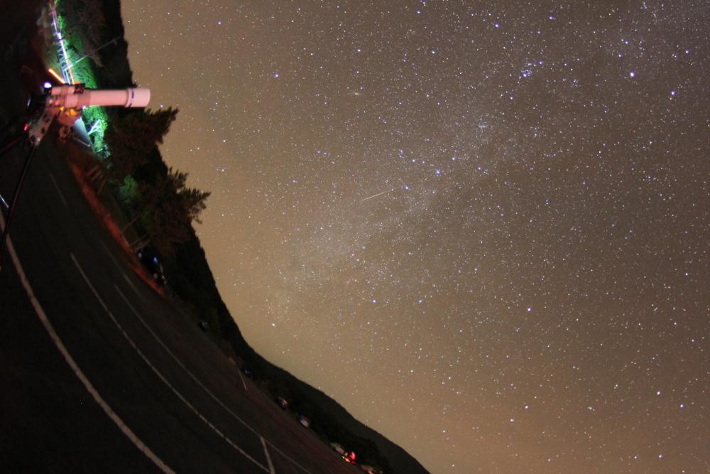 10月流星2