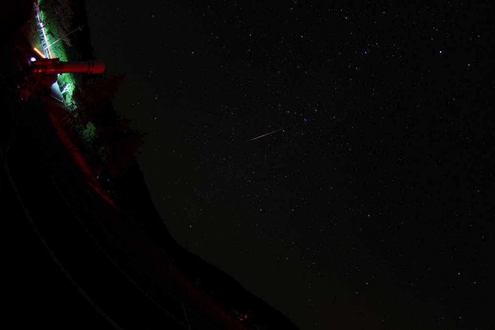 10月流星1