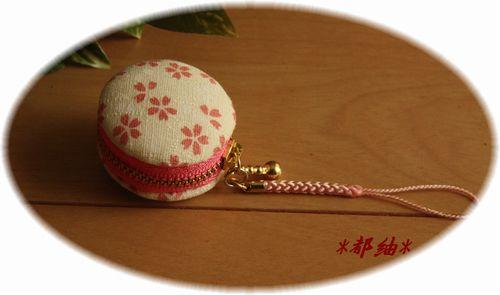 マカロンピンク桜