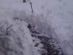 2013雪かき