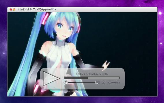 Snappy Ubuntu コマンド 動画プレイヤー