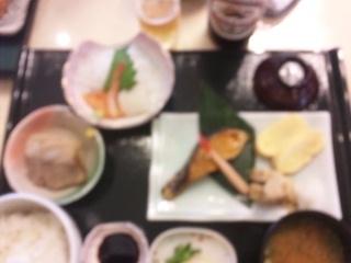 120517 グレート岡山GC 季節の和食膳