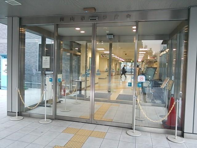 130116 岡山市役所分庁舎