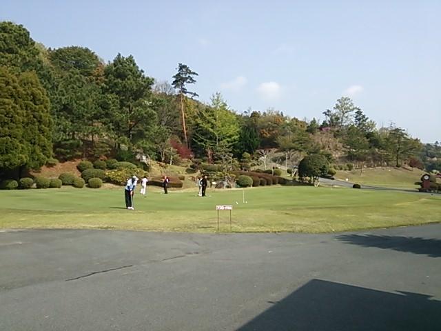 130418 岡山国際ゴルフ倶楽部