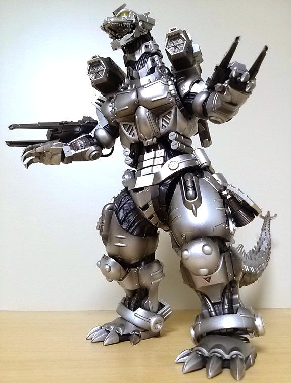 モンスターアーツ 3式機龍・改