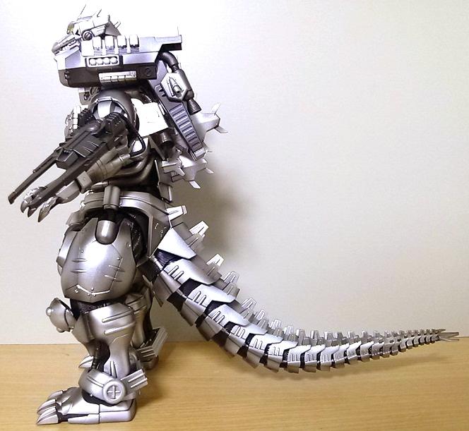 モンスターアーツ 3式機龍・改1