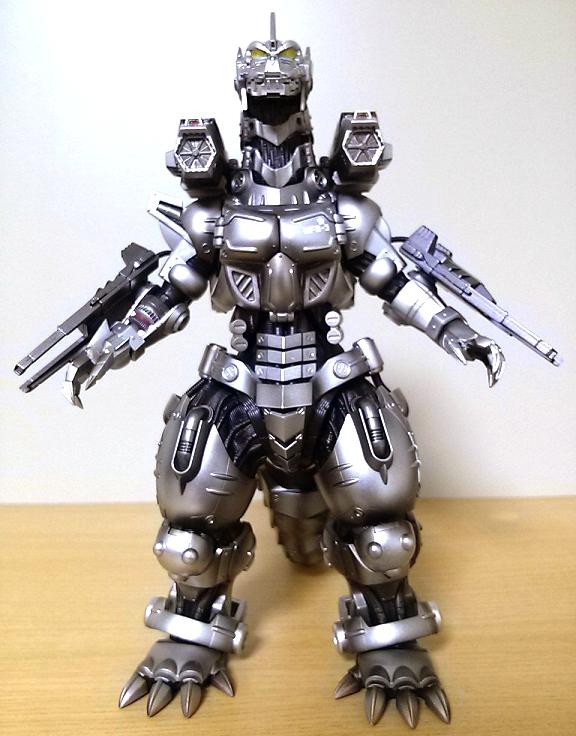 モンスターアーツ 3式機龍・改0