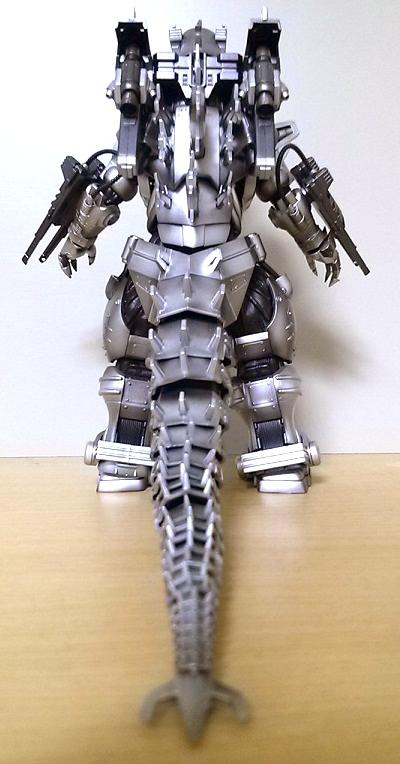 モンスターアーツ 3式機龍・改2