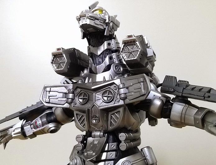 モンスターアーツ 3式機龍・改5