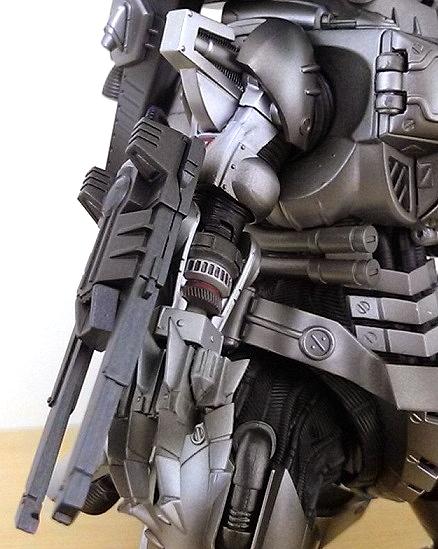 モンスターアーツ 3式機龍・改6