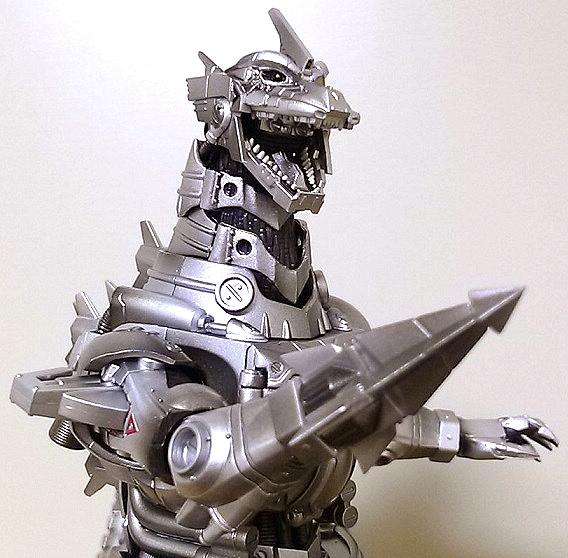 モンスターアーツ 3式機龍・改10