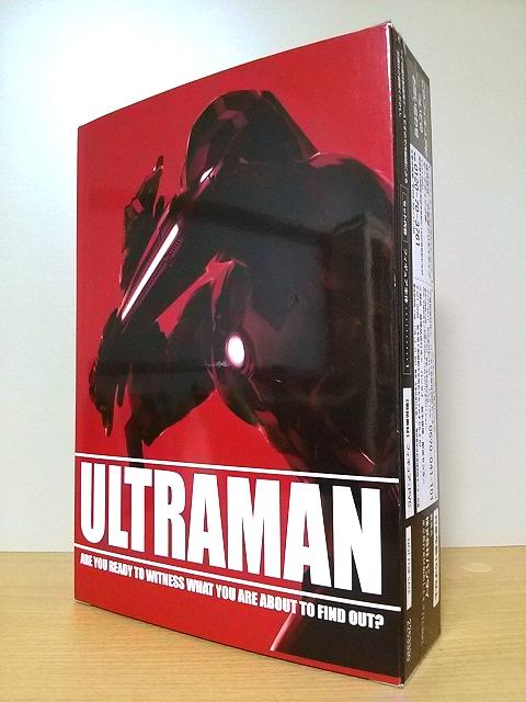 ULTRAMAN5巻特装版フィギュア