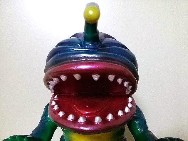 円盤生物 ハングラー マーミット4