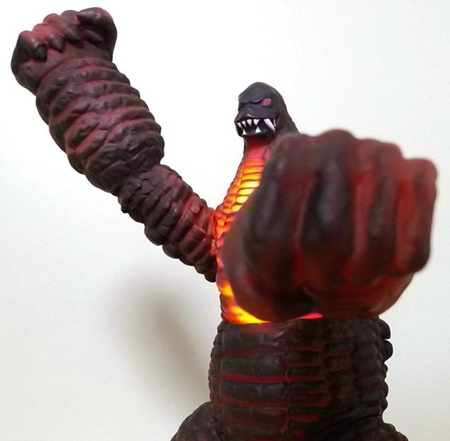 光の超怪獣シリーズ EXレッドキング5