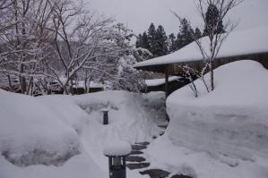 大鰐温泉雪の宿
