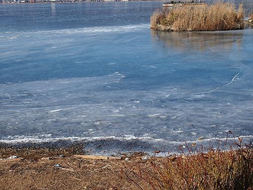 オートミールクッキー・諏訪湖9