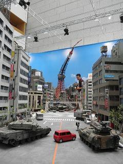 東京のイケメン。