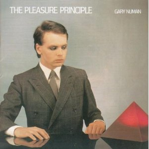 GARY NUMAN「THE PLEASURE PRINCIPLE」