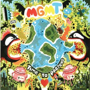 MGMT「TIME TO PRETEND」