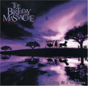 THE BIRTHDAY MASSACRE「NOTHING NOWHERE」