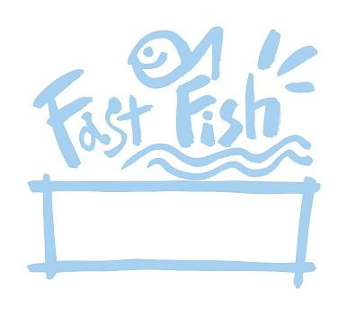 ファーストフィッシュ ロゴ