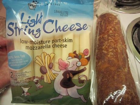 パンとチーズ